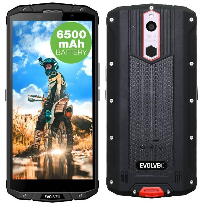 Evolveo StrongPhone G7, LTE, Dual SIM, Black - SK distribúcia