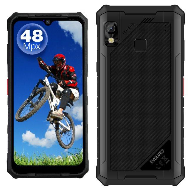 Evolveo StrongPhone G9, LTE, Dual SIM, Black - SK distribúcia