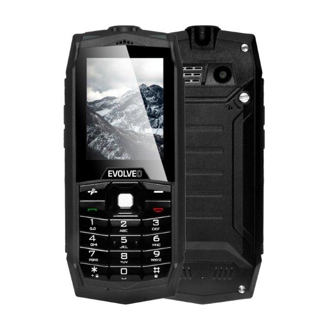 Evolveo StrongPhone Z1, Dual SIM, Black - SK distribúcia