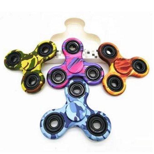 Fidget Spinner, mix farieb