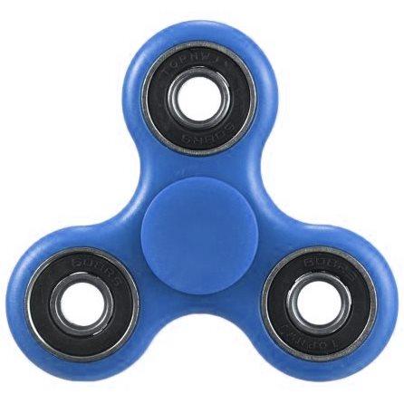 Fidget Spinner, modrý