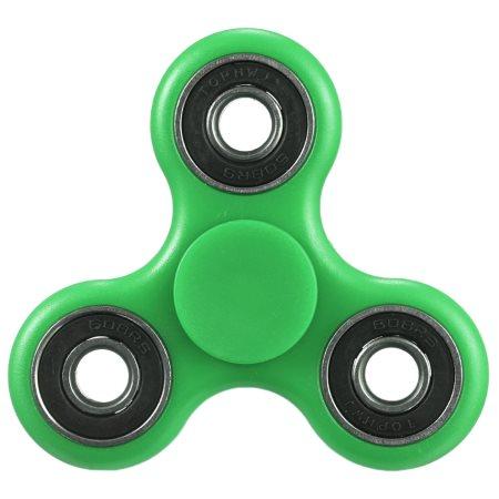Fidget Spinner, zelený