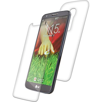 F�lia InvisibleSHIELD HD na displej pre LG G2 - D802 - Do�ivotn� z�ruka