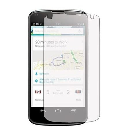 F�lia InvisibleSHIELD HD na displej pre LG Nexus 4 E960 - Do�ivotn� z�ruka