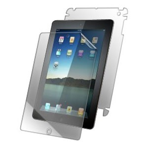 F�lia InvisibleSHIELD na cel� telo pre Apple iPad 2, 3 a 4 - Do�ivotn� z�ruka