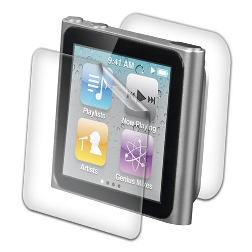 F�lia InvisibleSHIELD na displej pre Apple iPod Nano 6th Gen - Do�ivotn� z�ruka