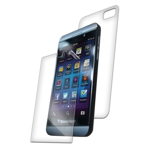 F�lia InvisibleSHIELD na displej pre BlackBerry Z10 - Do�ivotn� z�ruka