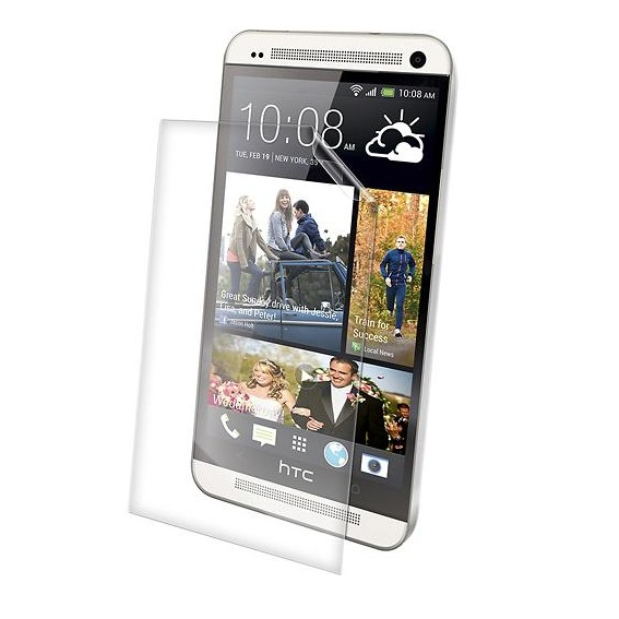 F�lia InvisibleSHIELD na displej pre HTC ONE - M7 - Do�ivotn� z�ruka