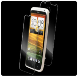 F�lia InvisibleSHIELD na displej pre HTC ONE X - Do�ivotn� z�ruka