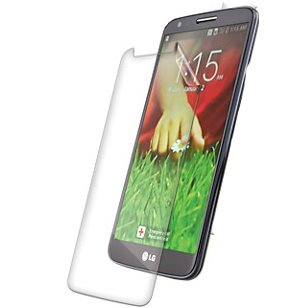 F�lia InvisibleSHIELD na displej pre LG G2 - D802 - Do�ivotn� z�ruka