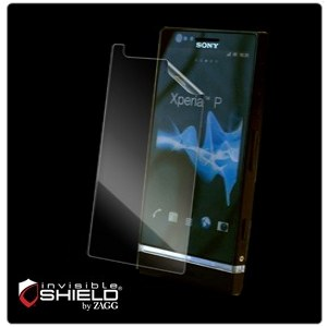 F�lia InvisibleSHIELD - pre Sony Xperia Sola MT27i | Display