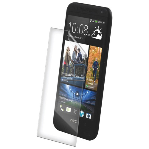 F�lia InvisibleSHIELD Smudge Proof na displej pre HTC Desire 601 - Do�ivotn� z�ruka