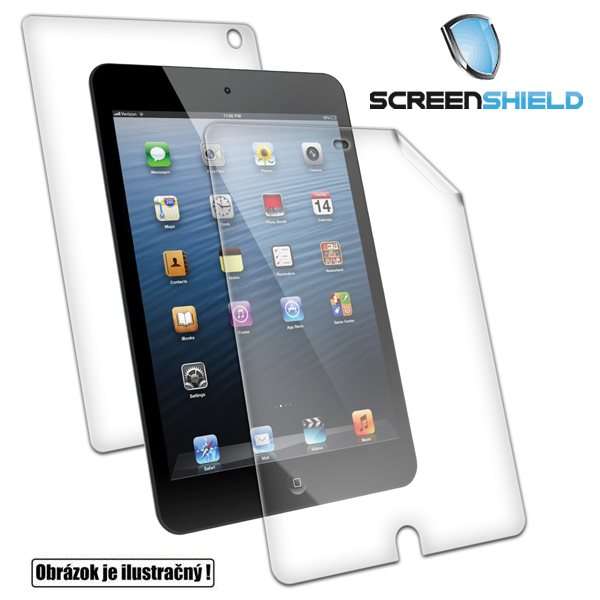 F�lia ScreenShield na cel� telo pre Asus Transformer Pad - TF701T - Do�ivotn� z�ruka