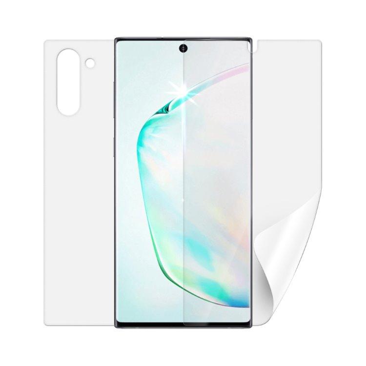 Fólia ScreenShield na celé telo pre Samsung Galaxy Note 10 - N970F - Doživotná záruka SAM-N970-B