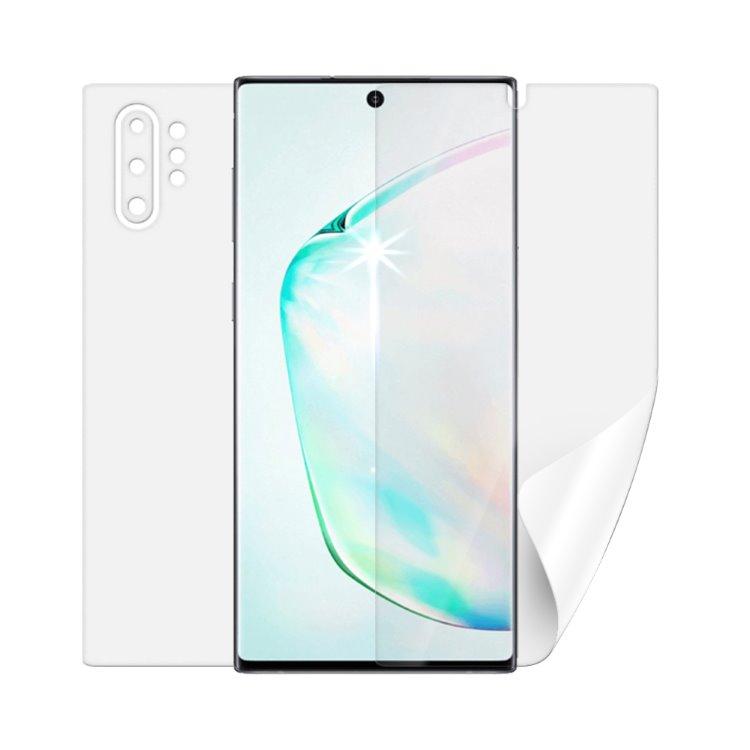 Fólia ScreenShield na celé telo pre Samsung Galaxy Note 10 Plus - N975F - Doživotná záruka SAM-N975-B
