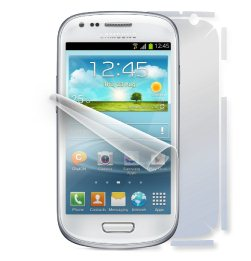 F�lia ScreenShield na cel� telo pre Samsung Galaxy S4 Mini - i9195 - Do�ivotn� z�ruka