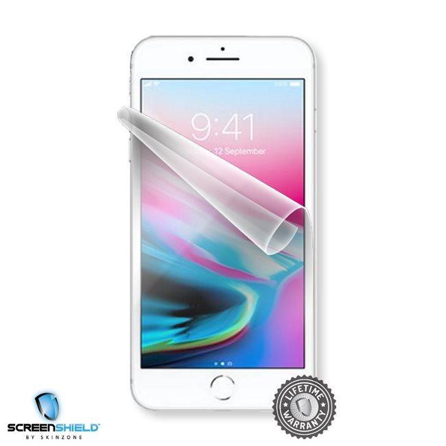 Fólia ScreenShield na displej pre Apple iPhone 8 Plus - Doživotná záruka APP-IPH8P-D