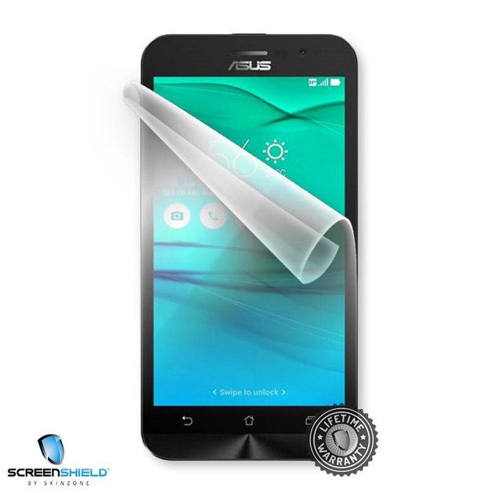 Fólia ScreenShield na displej pre Asus Zenfone Go - ZB500KG - Doživotná záruka ASU-ZB500KG-D