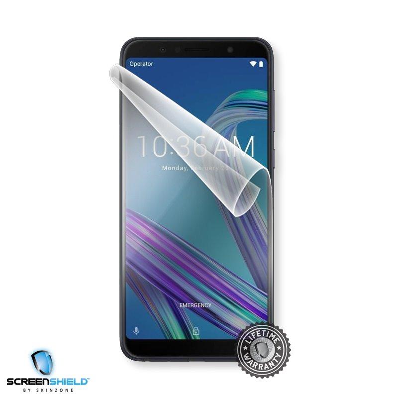 Fólia ScreenShield na displej pre Asus Zenfone Max Pro - ZB602KL - Doživotná záruka