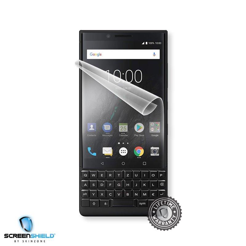 Fólia ScreenShield na displej pre BlackBerry KEY2 - Doživotná záruka