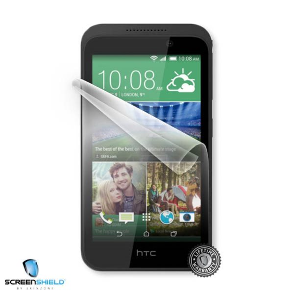 F�lia ScreenShield na displej pre HTC Desire 320 - Do�ivotn� z�ruka