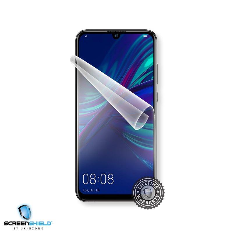 Fólia ScreenShield na displej pre Huawei P Smart 2019 - Doživotná záruka HUA-PSMT2019-D