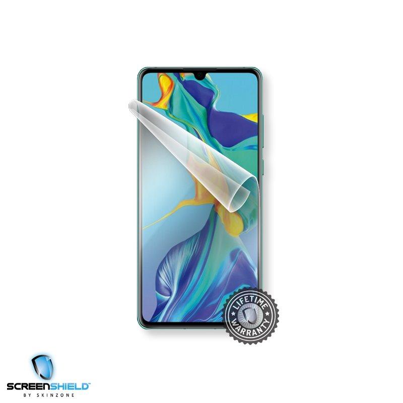 Fólia ScreenShield na displej pre Huawei P30 - Doživotná záruka HUA-P30-D