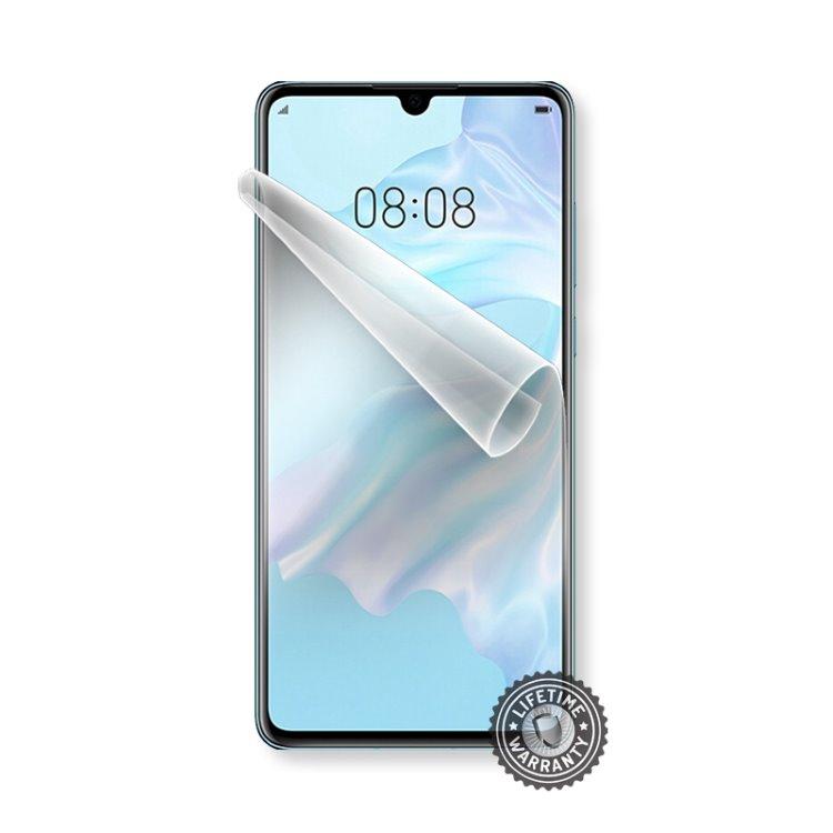 Fólia ScreenShield na displej pre Huawei P30 Lite - Doživotná záruka HUA-P30LT-D