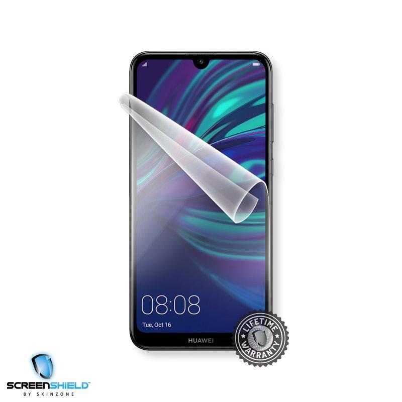 Fólia ScreenShield na displej pre Huawei Y7 2019 - Doživotná záruka HUA-Y72019-D