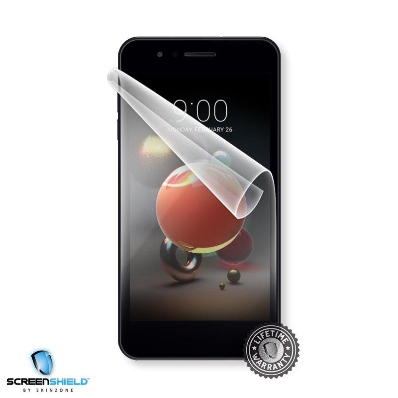 Fólia ScreenShield na displej pre LG K9 - Doživotná záruka
