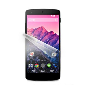 F�lia ScreenShield na displej pre LG NEXUS 5 - D821 - Do�ivotn� z�ruka