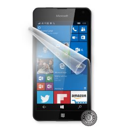 F�lia ScreenShield na displej pre Microsoft Lumia 650 - Do�ivotn� z�ruka