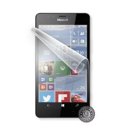 F�lia ScreenShield na displej pre Microsoft Lumia 950 - Do�ivotn� z�ruka