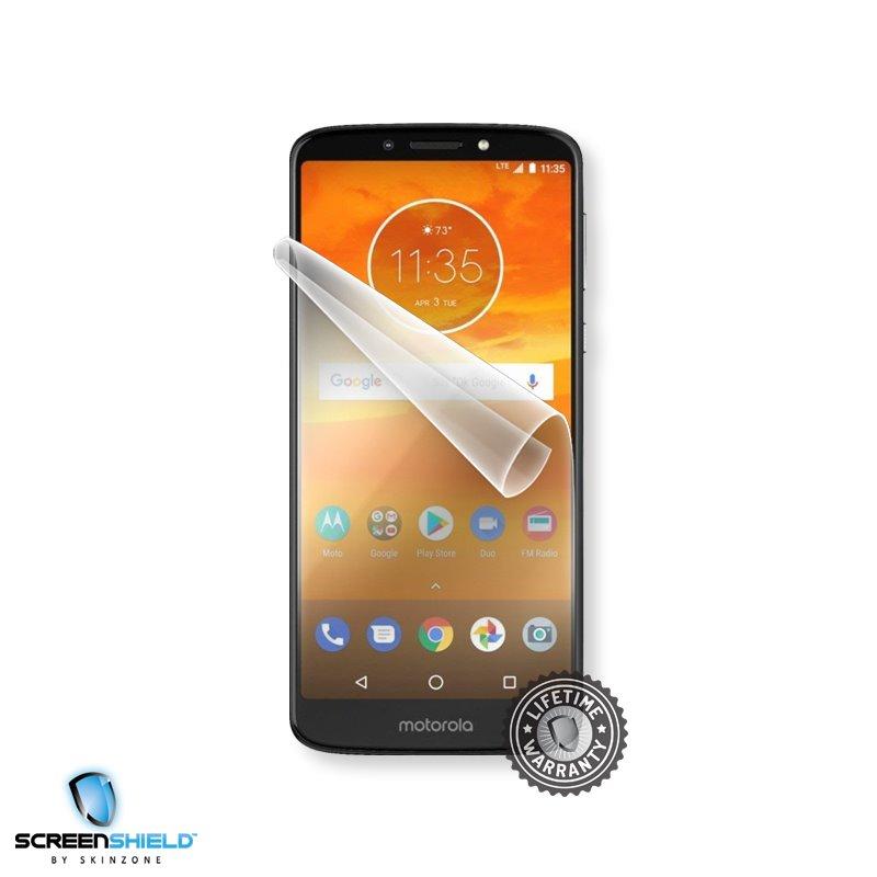 Fólia ScreenShield na displej pre Motorola E5 Plus - XT1924 - Doživotná záruka