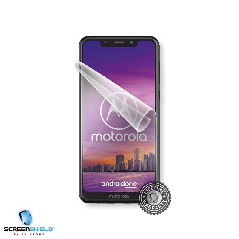 Fólia ScreenShield na displej pre Motorola One - XT1941 - Doživotná záruka