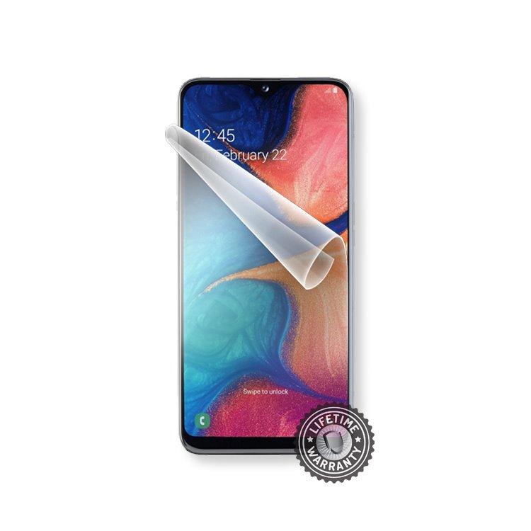 Fólia ScreenShield na displej pre Samsung Galaxy A20e - A202F - Doživotná záruka SAM-A202F-D