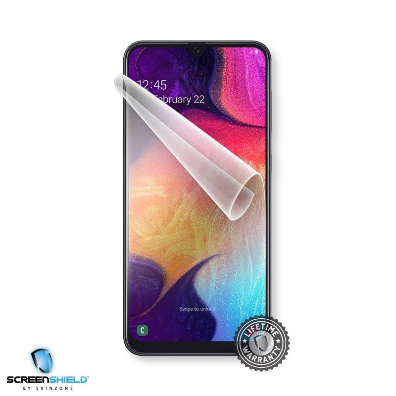 Fólia ScreenShield na displej pre Samsung Galaxy A50 - A505F - Doživotná záruka SAM-A505-D