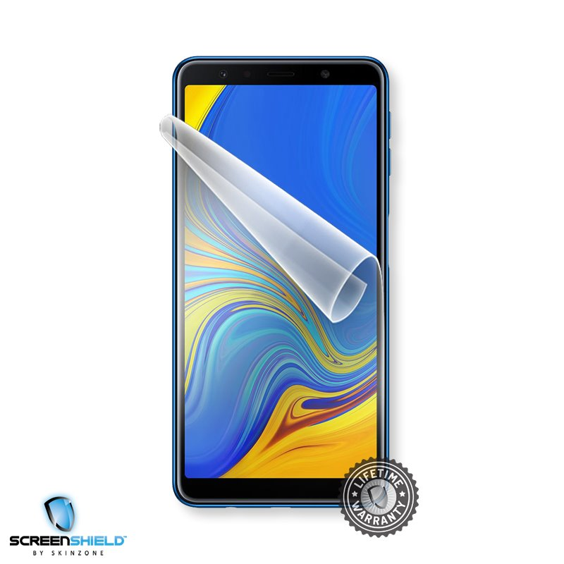 Fólia ScreenShield na displej pre Samsung Galaxy A7 2018 - A750F - Doživotná záruka SAM-A750-D