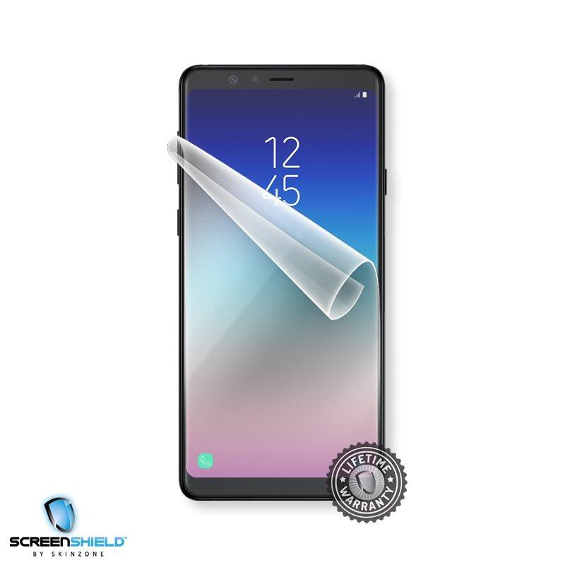 Fólia ScreenShield na displej pre Samsung Galaxy A9 2018 - A920F - Doživotná záruka