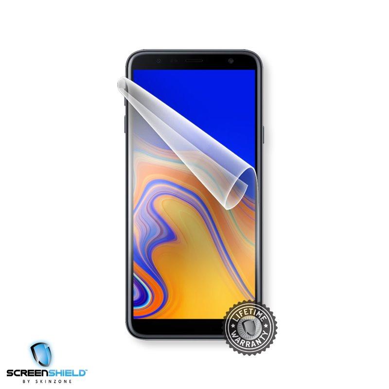 Fólia ScreenShield na displej pre Samsung Galaxy J4 Plus - J415F - Doživotná záruka