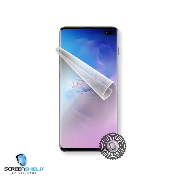 Fólia ScreenShield na displej pre Samsung Galaxy S10 Plus - G975F - Doživotná záruka SAM-G975-D