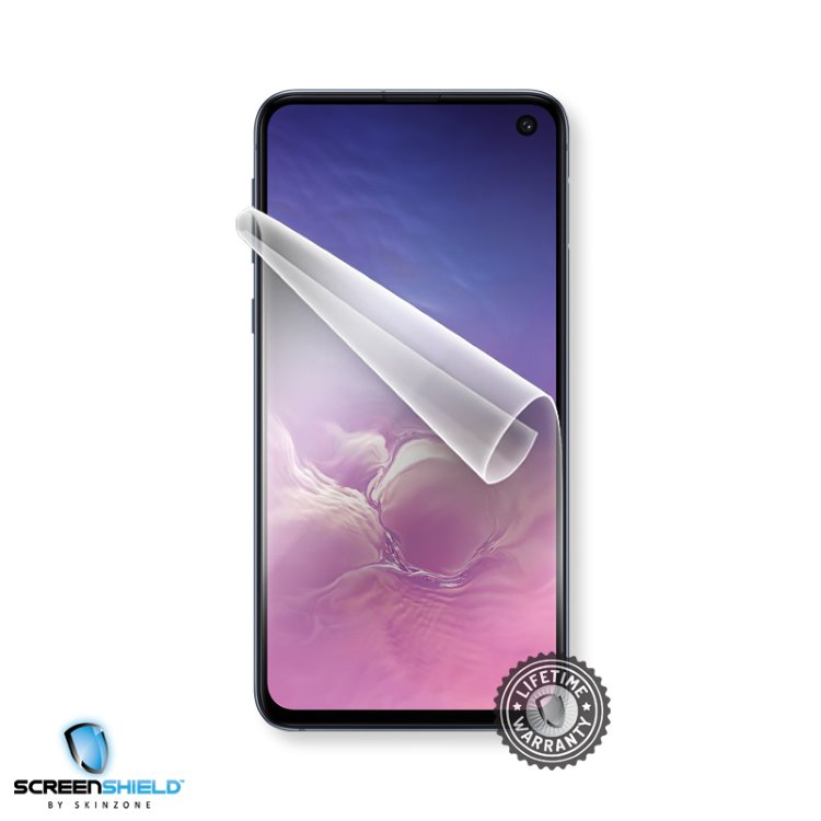 Fólia ScreenShield na displej pre Samsung Galaxy S10e - G970F - Doživotná záruka SAM-G970-D