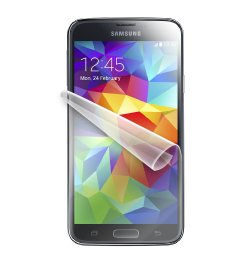 F�lia ScreenShield na displej pre Samsung Galaxy S5 Mini - G800 - Do�ivotn� z�ruka