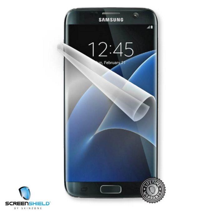 Fólia ScreenShield na displej pre Samsung Galaxy S7 Edge - G935F - Doživotná záruka