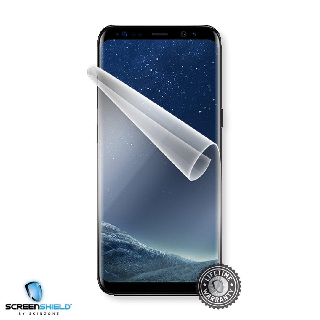 Fólia ScreenShield na displej pre Samsung Galaxy S8 - G950F - Doživotná záruka