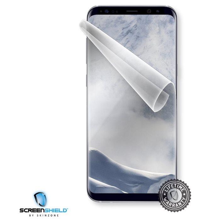 Fólia ScreenShield na displej pre Samsung Galaxy S8 Plus - G955F - Doživotná záruka