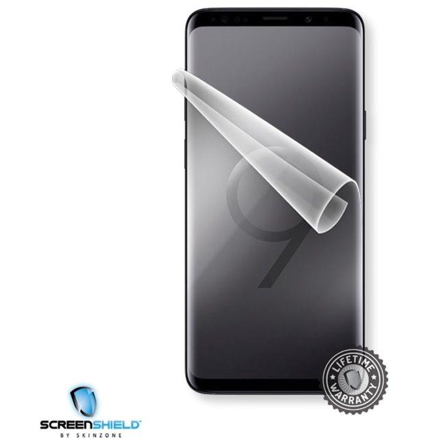 Fólia ScreenShield na displej pre Samsung Galaxy S9 Plus - G965F - Doživotná záruka SAM-G965-D