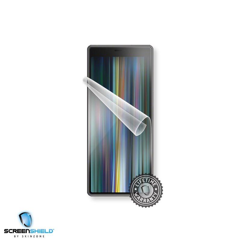 Fólia ScreenShield na displej pre Sony Xperia 10 Plus - Doživotná záruka