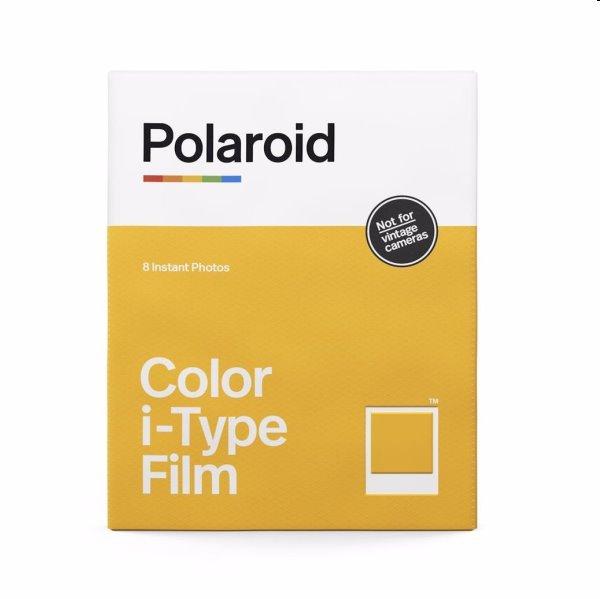 Fotopapier Polaroid Color Film i-Type