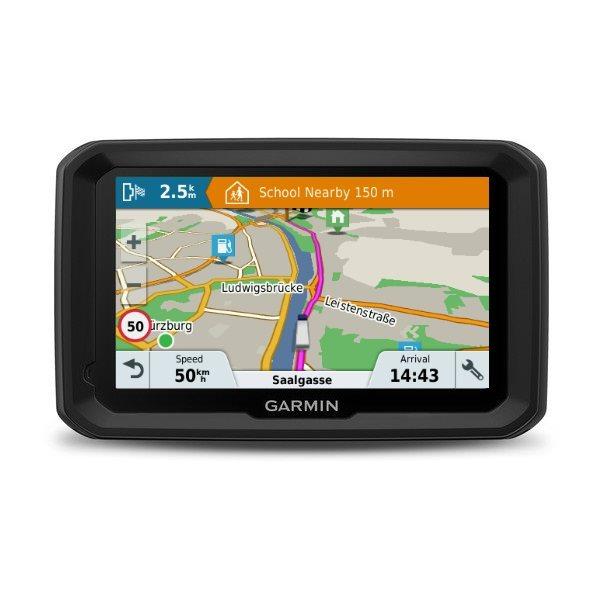 Garmin dezl 580LMT-D + mapy 45 štátov Európy + nuMaps Lifetime   Navigácia pre nákladné auta